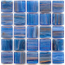 A glass tile series suitable for backsplash, wall tile, countertops and pools