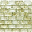 BH 801 Mirage is a clear glass subway tile