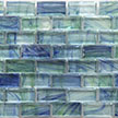 BH 802 Mallard glass tile is perfect for a kitchen backsplash or accent tile