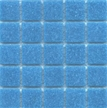 Lake Blue glass tile from Hakatais Classic Series