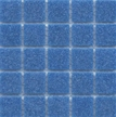 Ocean Blue glass tile for mosaic art tile projects