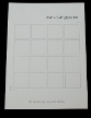 "Blank 3/4"" Neutral Swatch Cards"