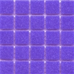 Lilac Cartglass glass tile