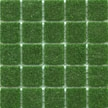Ficus green cartglass vitreous tiles