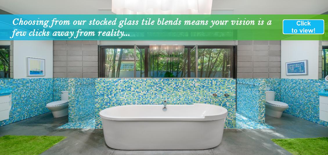 Glass Tile Design, Custom Mosaic Design, Kitchen And ...