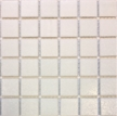China white glass tile from Cartglass