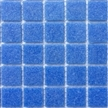 Bright Blue tile in Cartglass tile line