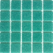 Mint green cartglass tiles