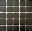 Black Cartglass tile