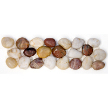 Sunstone Pebble Border