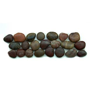 Carnelian Pebble Border