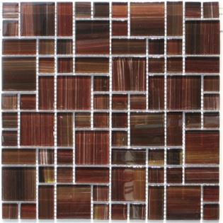 Frisco has varied sizes of glass tile