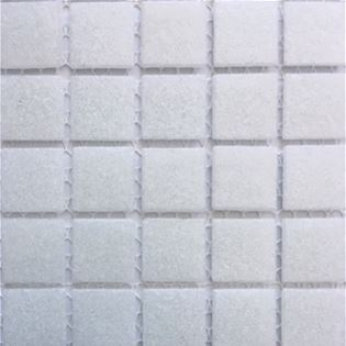 Cartglass Pearl white vitreous tile