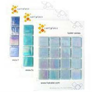 Luster Swatch Card