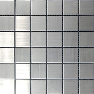 "Stainless Steel  1 7/8"" x 1 7/8"""