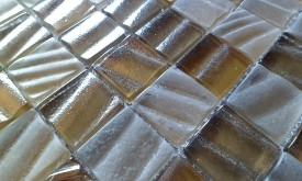 Harmony series glass mosaic tile
