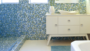 Bathroom tile - Cartglass Classic series