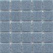 Pale Denim blue tile for craft projects